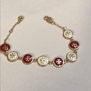 Beautiful Tory Burch bracelet